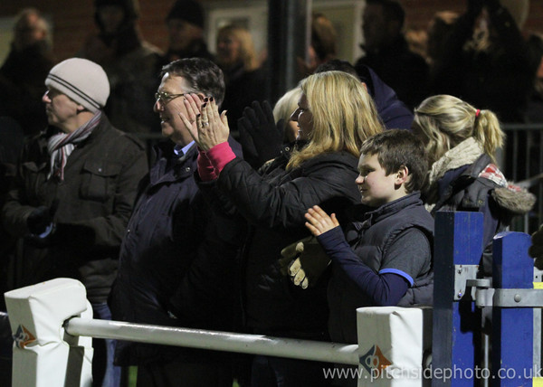 Ascot United 2 Newport IOW 1 - FA Vase - 19/2/13