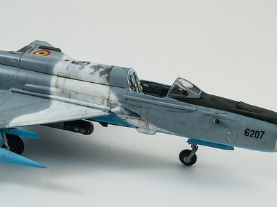 [WIP] Icaero Design / Eduard 1/48 Mig-21MF LanceR C
