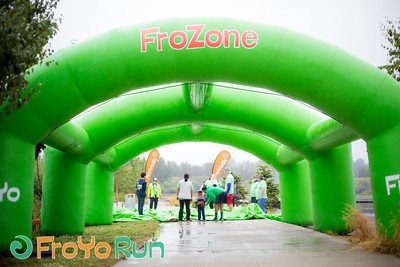FroZone & Finish: FroYo Run Seattle