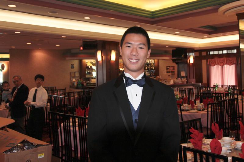 China Garden Restaurant Reception