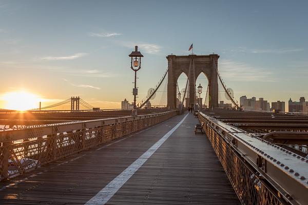 NewYork BrooklynBridgeWalk StatenIslandFerry10-20-17