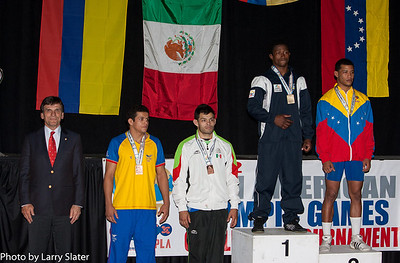 2012 Pan Am Awards and Recognition