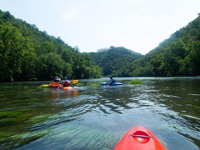 Hiwassee and Nantahala Rivers with Cincypaddlers