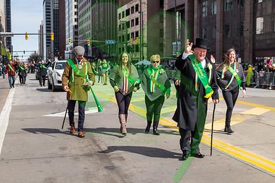 2019 Cleveland Saint Patrick's Day Parade