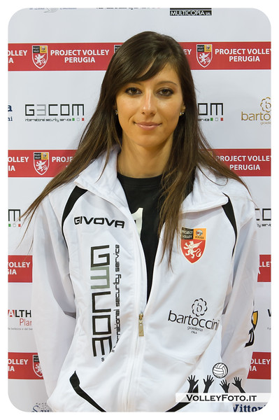 Gecom Security Perugia [B1F/C] ufficiali 2012/13