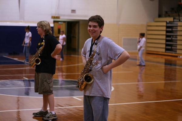 Band Rehearsal 2007-10-09