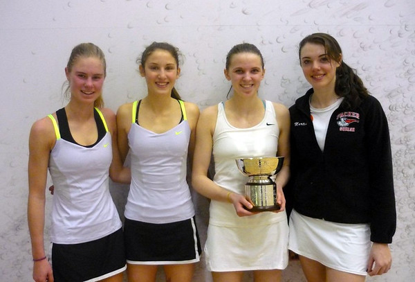 2014 Junior Squash Doubles Championships