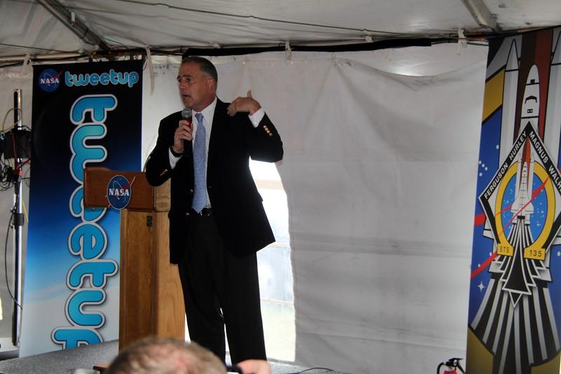 David Weaver, NASA Associate Administrator for Communications