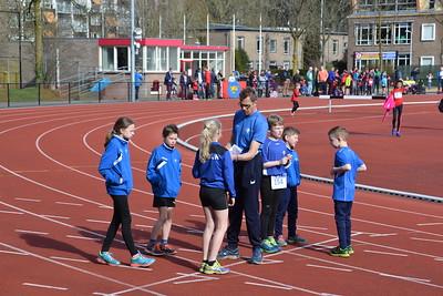 2018 Stedenwedstrijd Nijmegen ( pupillen )
