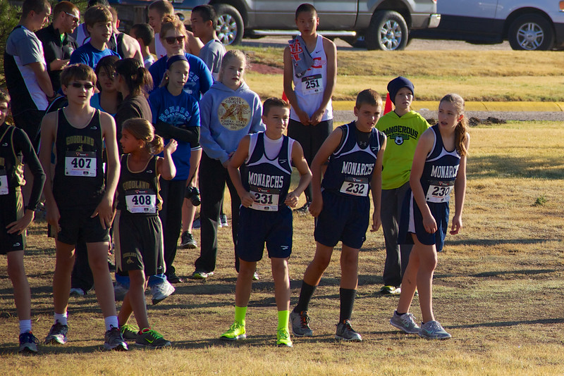 2014 TMP-M JH XC 7th graders 001