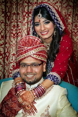 Mubeen & Sidra Wedding