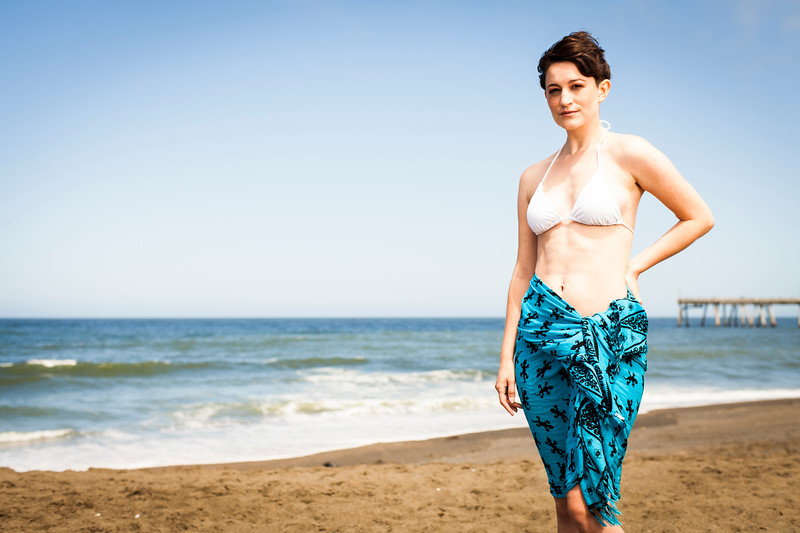 RGP062814-Photoshoot-Swimsuit Editorial with Sophia JE-Three Quarter Portrait Smile with Blue Sarong-Final JPG-RS2048.jpg