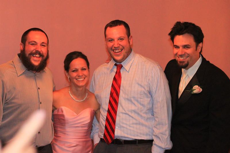 Cousins Michael, Katie, Jon, Chris