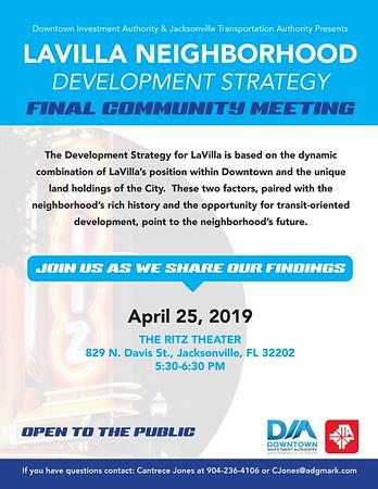 LaVilla Redevelopment Strategy