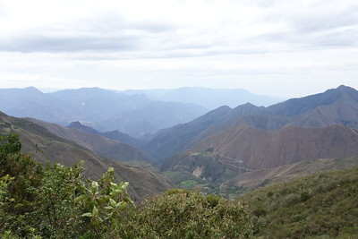 Chachapoyas - Celendín