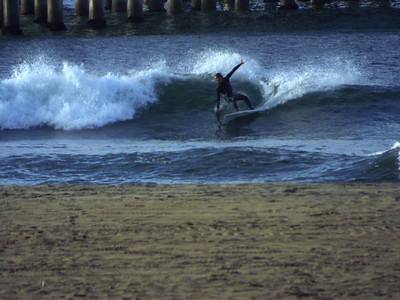 11/30/19 * DAILY SURFING PHOTOS * H.B. PIER