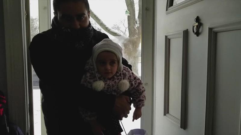 Haroon and Zahrah's Birthday Celebration