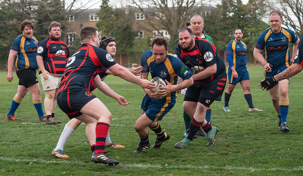 Southgate Rugby March 2019