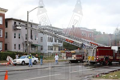 Hartford, Ct. 2nd alarm 9/29/15