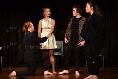 Wainuiomata High School: Othello - Act I sc i, ii, iii: