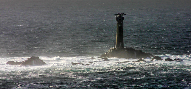 Longships Light - Lands End