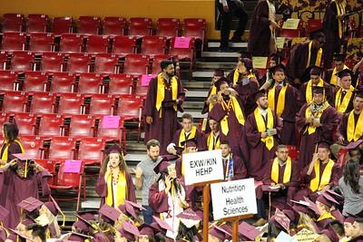Ian's ASU Graduation!!