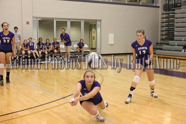 Varsity Volleyball Sept 3 2013