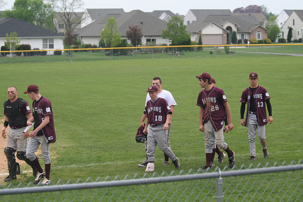 Manheim Central at Donegal 04 29 09
