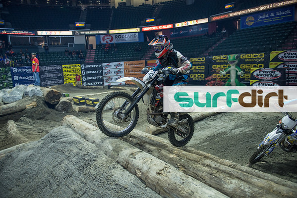 Everett EnduroCross 2014  Amateur