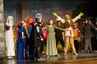 Shrek Jr - Duloc Cast