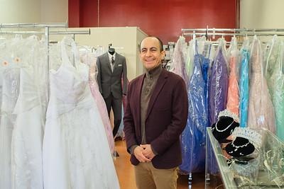 Celebracion Bridal and Tuxedo Cedric Espinoza