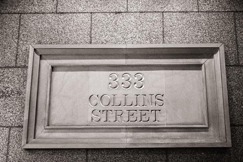 333 Collins Street (from Flinders Lane)