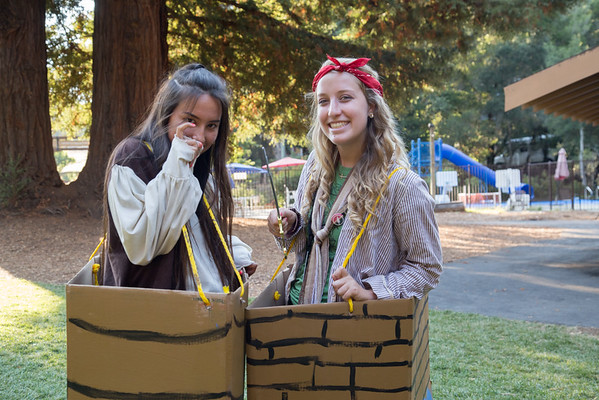 2016 Redwood Camp