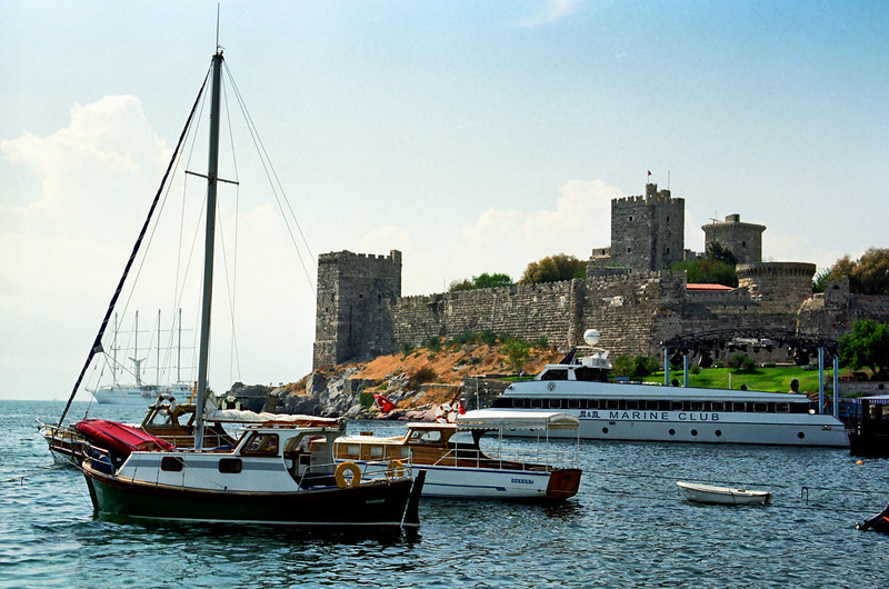St. Peter's Castle - Bodrum, Turkey