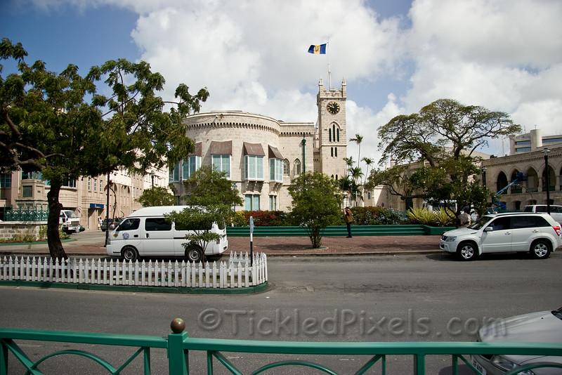 Parliament Building, Bridgetown, Barbados