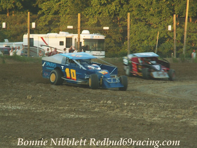 Delaware International Speedway Aug. 12, 2006