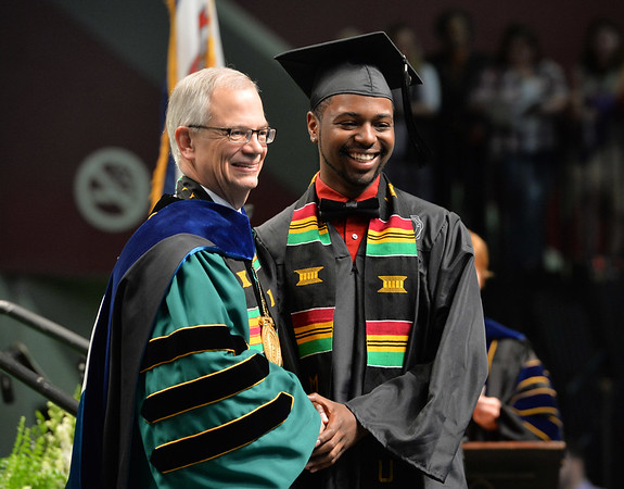 Spring Commencement May 7, 2016