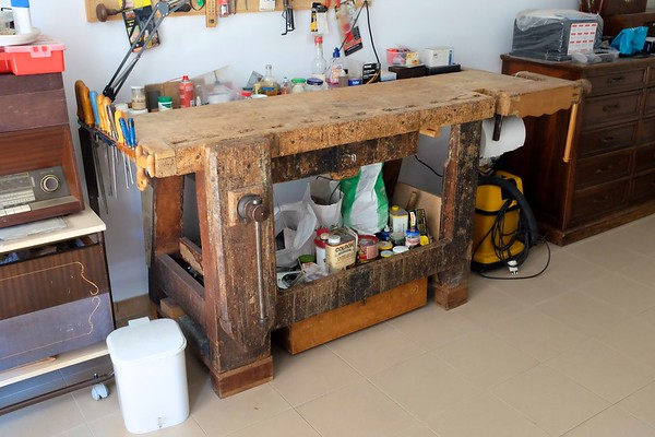 Giancarlo's Workbench