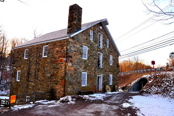 Cooper Mill, Chester Twsp
