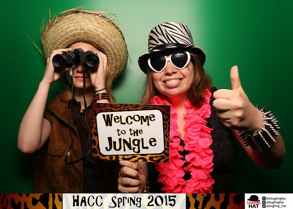 HACC Welcome to the Jungle