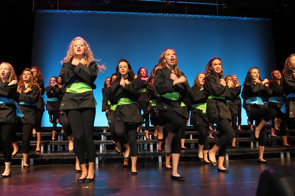 """Broadway Under the Stars 2011 - """"Be The Change"""""""
