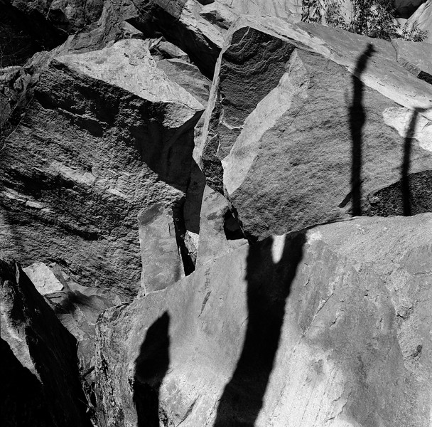Stones #4, Old Forge, NY. October 2001