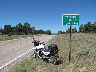 NM- Continental Divide (NM Highway 12)