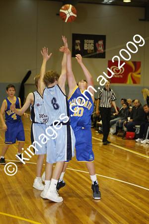 U/16 M4 Blue Mountains Vs Parramatta 5-7-09