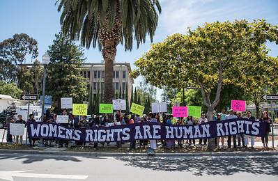20170518: Domestic Violence Protest, Palo Alto