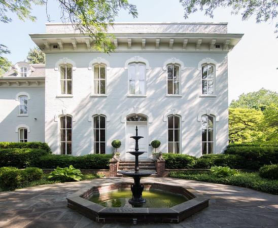 Lake Forest Mansion