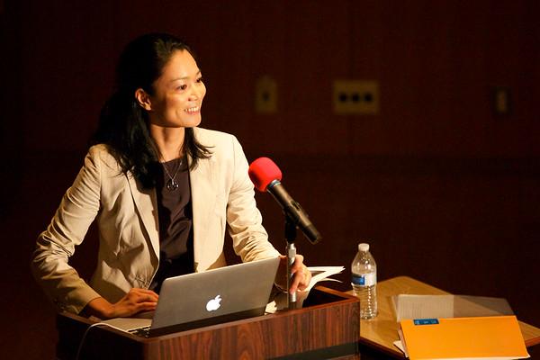 2014 Guest Speaker: Mika Ochiai