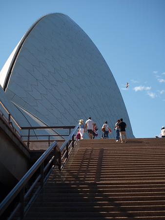 20180303 Down near the Sydney Opera House
