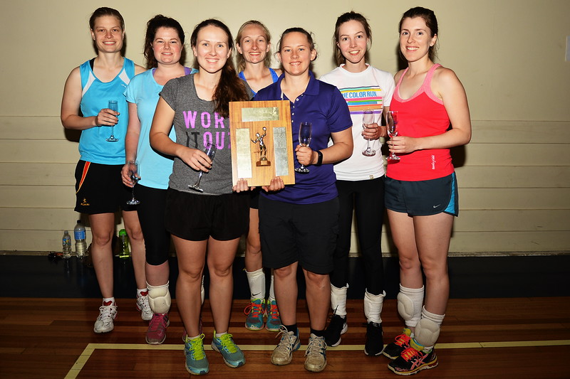 "2016 ""B"" Women Renmark Volleyball Premiers"