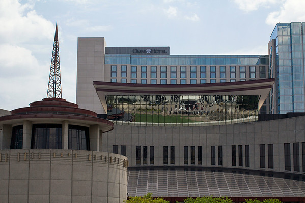Country Music Hall of Fame Visit on August 5, 2014